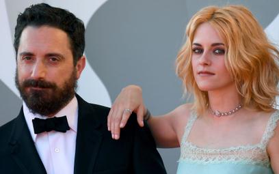 Pablo Larrain i Kristen Stewart