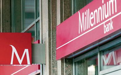 Bank Millennium zawiera własne ugody