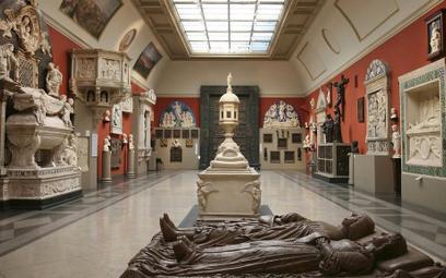 """W Muzeum Sztuk Pięknych im. Puszkina w Moskwie przechowywany jest obraz """"Madonna z Dzieciątkiem"""" pęd"""