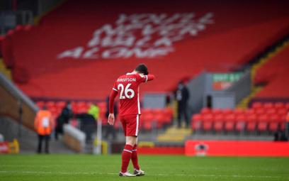 Twierdzy Anfield już nie ma