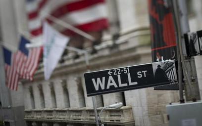 Potężne spadki na giełdach w USA