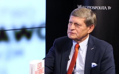 Leszek Balcerowicz: Komisja? Tak, ale ws. SKOK-ów