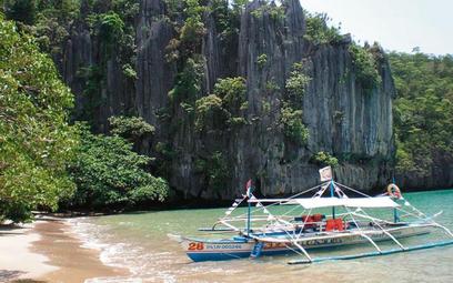 Filipińską wyspę Palawan w 1945 r. spod japońskiego jarzma wyzwolili Amerykanie. Dziś przyciąga tury