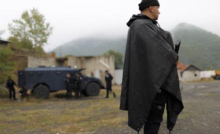 Policjant z Kosowa