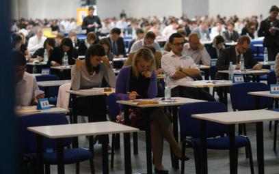 Wstępne wyniki egzaminów na aplikacje prawnicze 2018