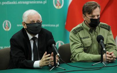 Jacek Nizinkiewicz: Jarosław Kaczyński żongluje granatami