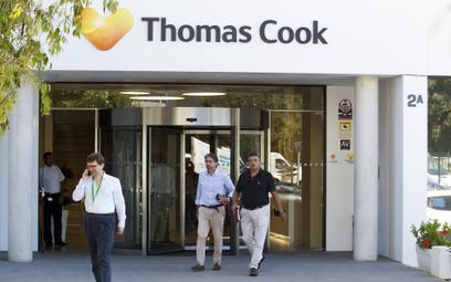 Thomas Cook zostawił 9 miliardów funtów długu