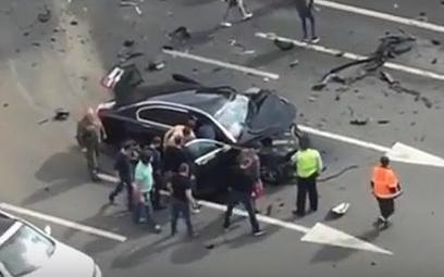 Wypadek limuzyny Putina. Zginął zaufany szofer