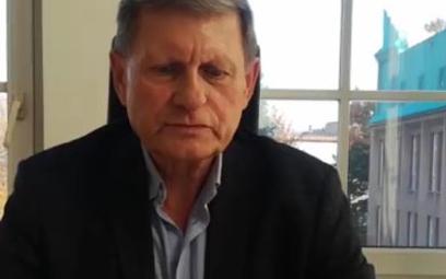 """Balcerowicz apeluje o udział w wyborach. """"Moralny obowiązek"""""""