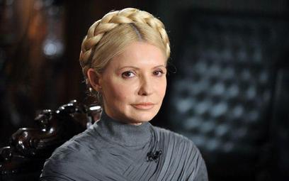 Rano Julia Tymoszenko po raz kolejny zjawiła się w prokuraturze