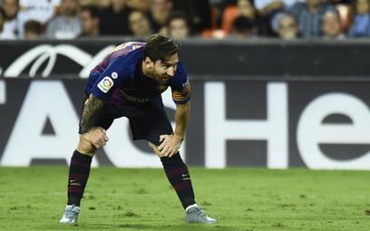 Barcelona traci pozycję lidera La Liga