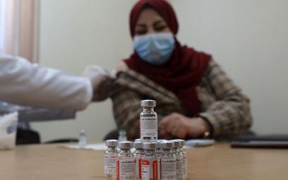 Egipt – pracownicy turystyki pierwsi do szczepienia