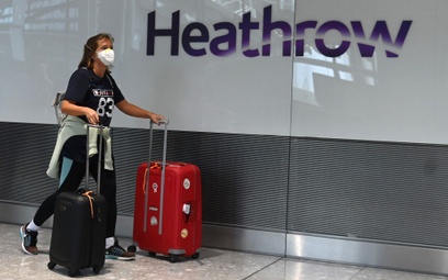 Zaszczepieni wjadą do Anglii bez kwarantanny