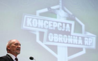Antoni Macierewicz: Za 10 lat powstrzymamy każdego agresora