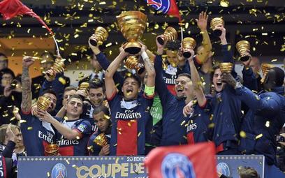 Paris Saint-Germain – sukces za pieniądze szejków z Kataru