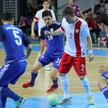 Michał Kubik (nr 2), strzelec gola w meczu z Rosją na mistrzostwach Europy, mówi, że pieniądze, któr