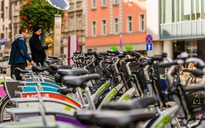Rekordowe zainteresowanie rowerami na minuty