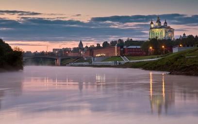 Brylantowa stolica Rosji -odwiedź położony nad Dnieprem Smoleńsk!
