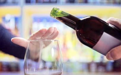 Alkohol jest silnie rakotwórczy, nawet w małych ilościach