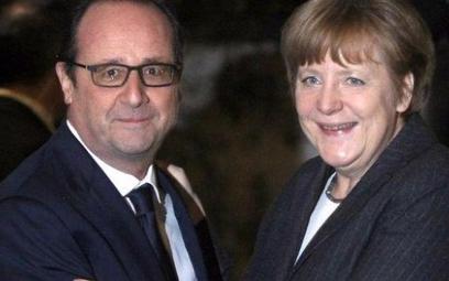 Hollande i Merkel spotkają się z Putinem, aby ratować pokój w Europie