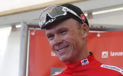 Christopher Froome Vueltę wygrał po raz pierwszy.