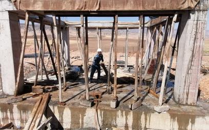 Budowa sieci kanalizacyjnej w Shev Baluka