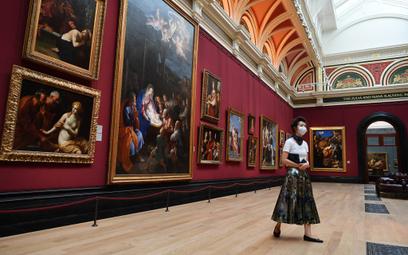 Galeria Narodowa w Londynie otwarta po 100 dniach