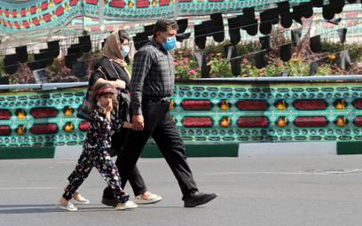 Koronawirus. Iran: Druga doba z rekordową liczbą zgonów chorych na COVID