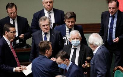Piotr Müller: Kaczyński w rządzie byłby dla nas wzmocnieniem
