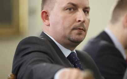 Skruszony Węgrzyn wróci na listy PO?