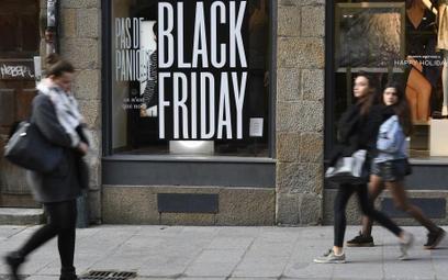 Rekord zakupów w Czarny Piątek