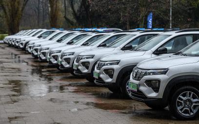 Najtańsze elektryczne auto na rynku dostępne w carsharingu