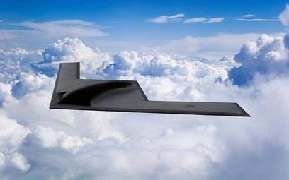 Według deklaracji władz federalnych, w Palmdale w produkcji znajduje się pięć prototypowych bombowcó
