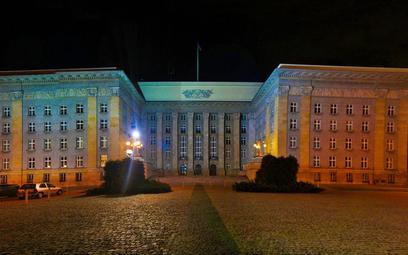 Gmach Urzędu Wojewódzkiego i Sejmu Śląskiego w Katowicach