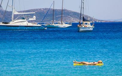 Grecja – przychody z turystyki spadną sześciokrotnie