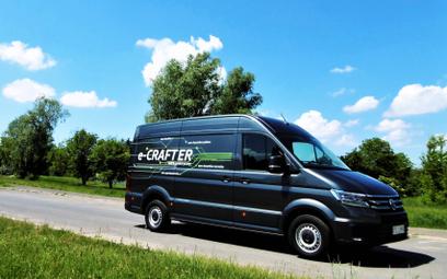 Volkswagen e-Crafter: Ekologia (na razie) się ceni