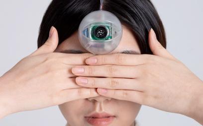 """:""""Trzecie oko"""" to kamera, która ma nam umożliwić chodzenie ze wzrokiem wlepionym w smartfona"""