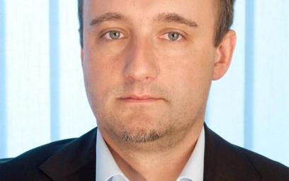 Łukasz Wojcieszak, prezes Invigo