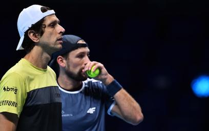 ATP Finals: Kubot i Melo zaczynają od porażki