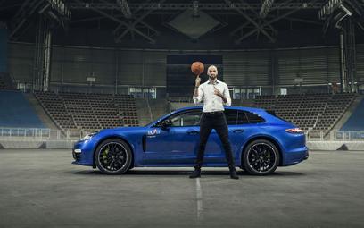 Marcin Gortat ambasadorem Porsche
