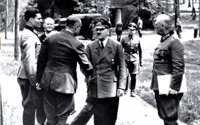 """Operacja """"Walkiria"""": Jak Niemcy chcieli obalić Hitlera"""