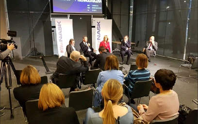 Paneliści Forum zastanawiali się, jak pogodzić wolność z bezpieczeństwem