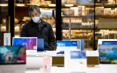 Wirus może nakręcić sprzedaż laptopów i smartfonów