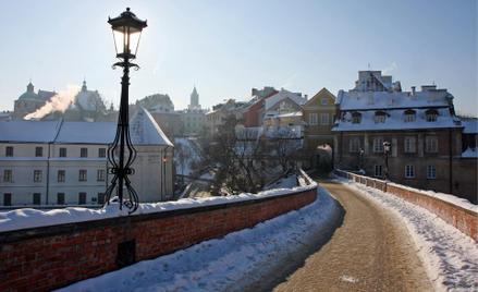 Lublin - widok na Stare Miasto