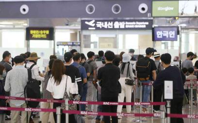 Lotnisko w Korei Południowej