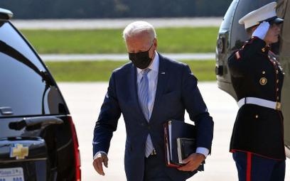 Prezydent JoeBiden miał przemówić wponiedziałek wsprawie Afganistanu już po zamknięciu tego numer