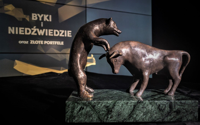 Byki i Niedźwiedzie: Laury za wielkie sukcesy w szalonym roku