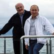 Władimir Putin spędził z Aleksandrem Łukaszenką dwa dni. Kreml sygnalizuje światu, że Rosja będzie b