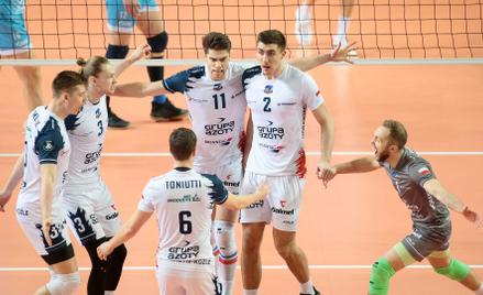 ZAKSA w półfinale Ligi Mistrzów wyeliminowała Zenit Kazań.