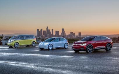 Plan Volkswagena na przyszłość to już nie Golf
